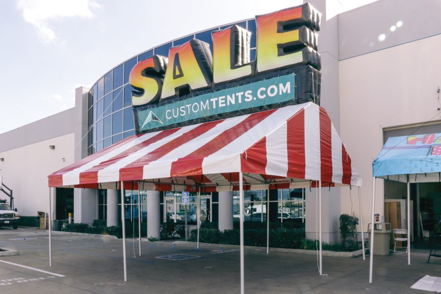 Parent-sale-tent